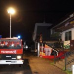 Wasserschaden in Tabledance Lokal - Aschau