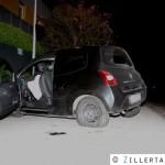 Nach Fahrerflucht gegen Mauer gekracht - Schwaz