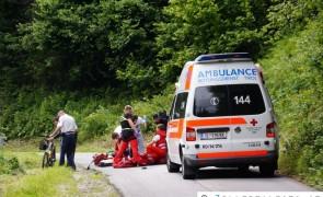 Schwer Verletzter nach Sturz mit Mountainbike - Zellberg