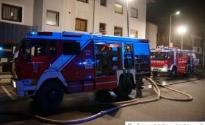 Schauübung der Freiwilligen Feuerwehr Vomp