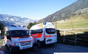 Verkehrsunfall auf der L218 am Stummerberg