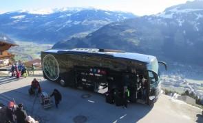 FC Wacker Innsbruck zu Gast in Hippach