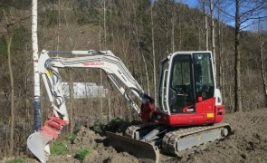 Diebstahl auf Baustelle in Aschau im Zillertal