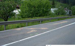 Verkehrsunfall auf der B169 in Fügen