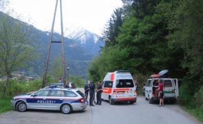 Riesen Glück am Klettersteig - Erfolgreiche Rettungsaktion in Schwendau