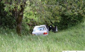 Fahrzeug in Sagbach gestürzt - Aschau/Zillertal