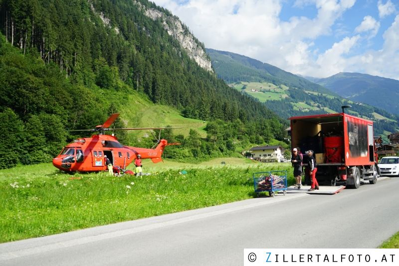 Klettersteig Zimmereben : Kindergerechter klettersteig zimmereben mayrhofen at