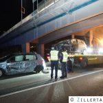Schwerer Verkehrsunfall auf B169 in Aschau/Zillertal