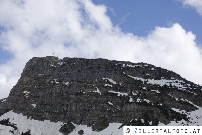 Klettersteig Gerlossteinwand : Klettersteig zillertal arena