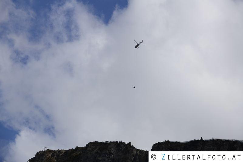Klettersteig Gerlossteinwand : Fotogalerie tourfotos fotos zur klettersteig tour